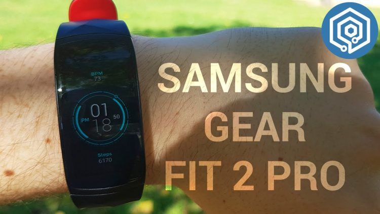Samsung Gear Fit 2 Pro | Review y experiencia de uso