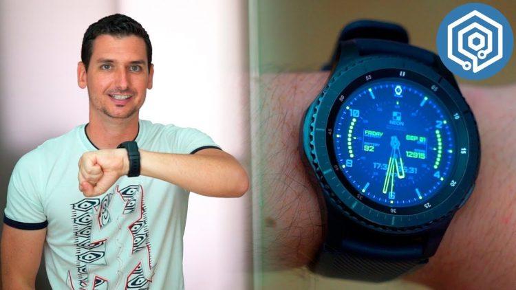 Samsung Gear S3 Frontier | Mi experiencia tras un mes de uso