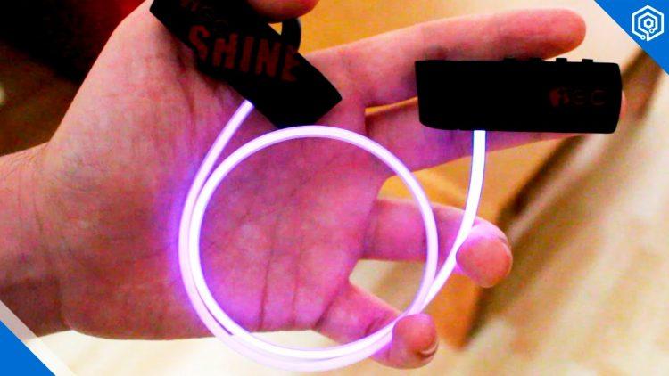 Shine earbuds | Los auriculares inalámbricos con luz!