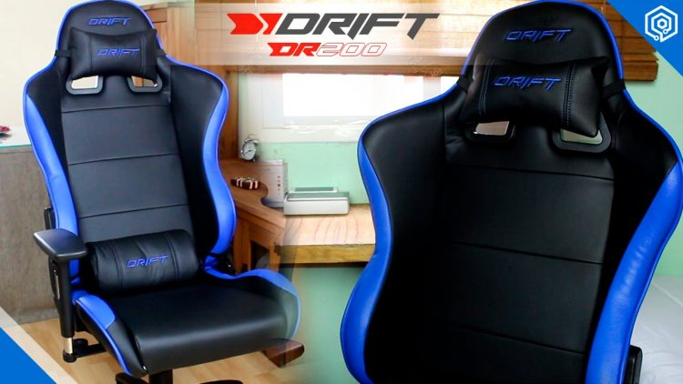Silla Gaming DRIFT DR200 | Mi nueva silla de trabajo