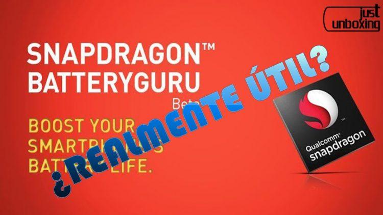 SnapDragon BatteryGuru | Aplicaciones Android | Just Unboxing