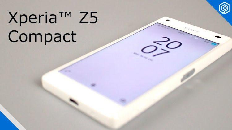 Sony Xperia Z5 Compact | Análisis a fondo