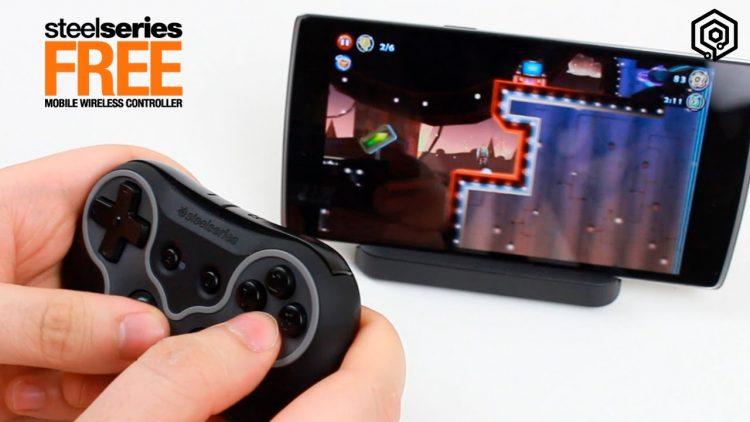 SteelSeries Free – Un buen mando para jugar en tu Android