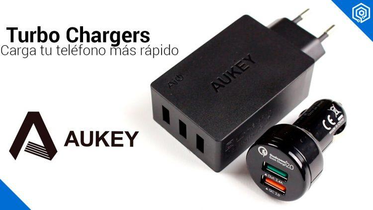 Turbo chargers | Carga tu smartphone mucho más rápido!
