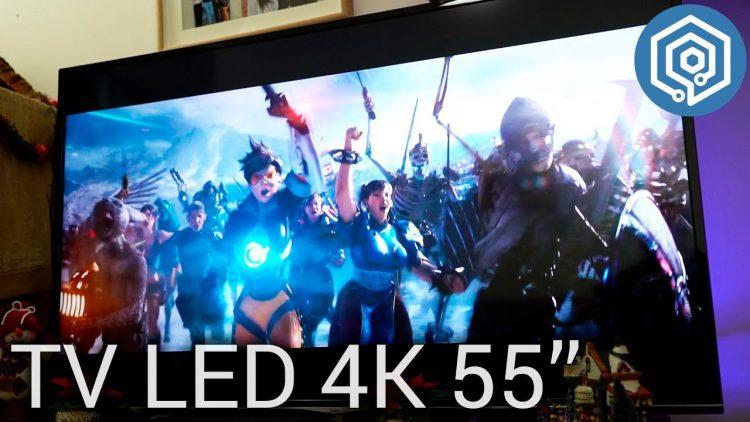 TV Haier U55H7000 LED 4K 55 pulgadas | Un TV 4K a precio de derribo!