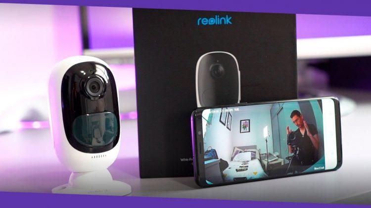 Una cámara de seguridad sin cables y sencilla!! | Reolink Argus 2
