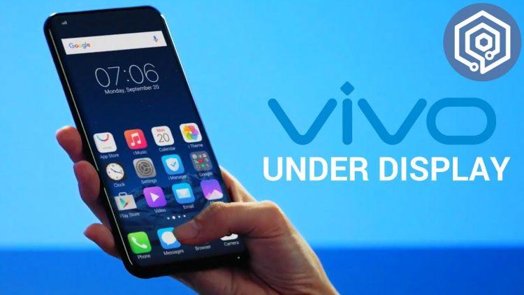 Vivo Under Display | La tecnología que revolucionará el diseño de los smartphones