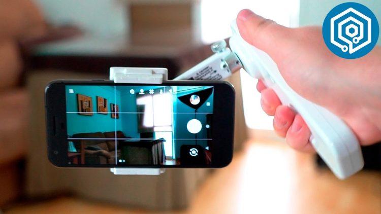 XCam Sight 2 | El estabilizador para tu smartphone más barato del mercado