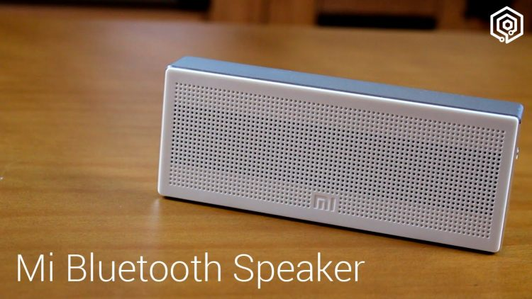 Xiaomi Mi Bluetooth Speaker | Un altavoz potente, portable y de calidad