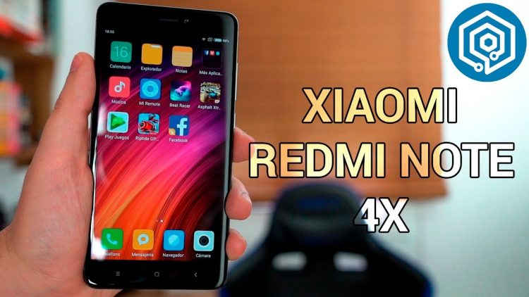 Xiaomi Redmi Note 4X | Review a fondo