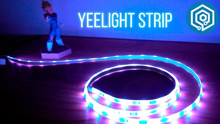 Xiaomi Yeelight Strip | Las tiras de LED controlables desde tu smartphone