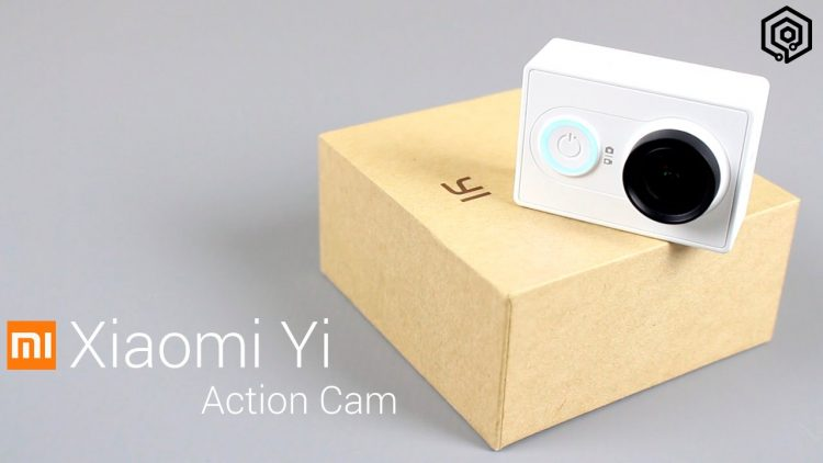 Xiaomi Yi Action Cam | La cámara deportiva que compite con la GoPro
