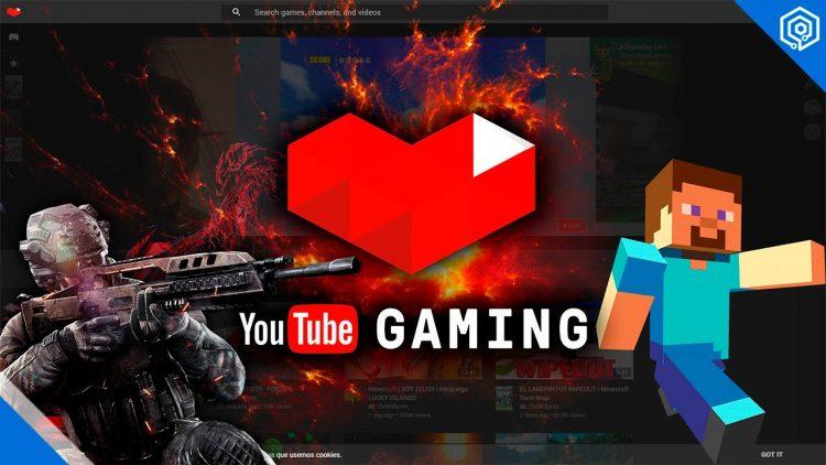 Youtube Gaming | La nueva plataforma de videojuegos de Google