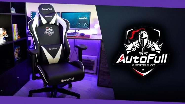BZFuture review: ¿En qué se diferencia una silla normal de una silla gaming? Autofull Gaming Chair