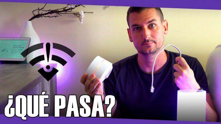 ¿Qué pasa si te quedas sin internet en una casa inteligente?