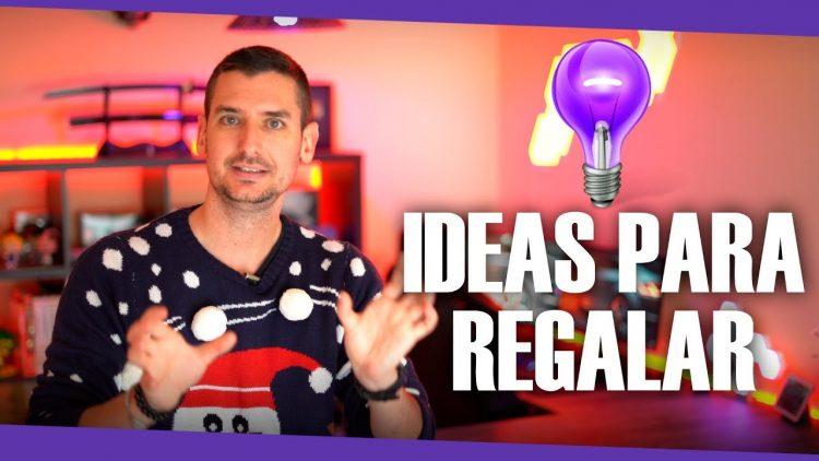 IDEAS PARA REGALAR EN NAVIDAD (2019)