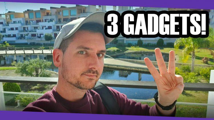 3 gadgets imprescindibles cuando te vas de viaje