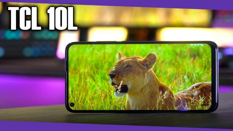 El fabricante de televisores TCL ahora hace smartphones!! | TCL 10L