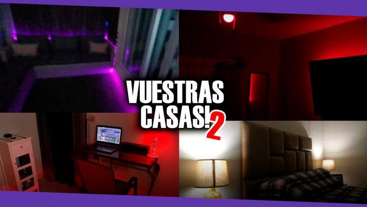 REACCIONANDO A VUESTRAS CASAS INTELIGENTES #2!!